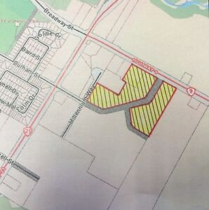 Part Lot 2-3 Millenium Way Kincardine - 22.5 Acres