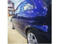 For sale - for repair Vauxhall Corsa 1.2sxi
