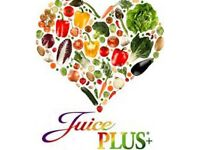 Juice plus from 68p a day