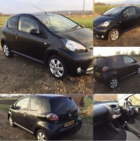 Toyota Aygo Fire 1.0, Only 13,900 Miles, £3800 no offers