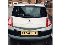 Renault Megan Expression 16v , 5 door, silver