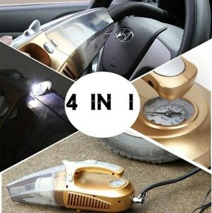 4 in 1 Multifunction car cleaner. New in box