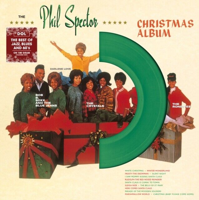 A CHRISTMAS GIFT FOR YOU (COLOURED VINYL