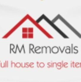 Man and van removals