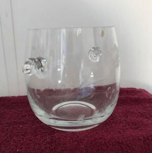 Eaton's Canada Buttercup Pattern Ice Bucket - Hungary