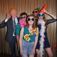 Snap 'N Laugh Open Photo Booth: Pictures printed + USB