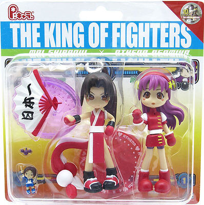 Pinky:st Street PC2005 King of Fighters Shiranui Mai Asamiya Athena Pop Anime