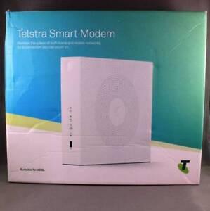 Telstra smart modem DJA0230 (ADSL / 2  / VDSL2 / FIBRE) Braybrook Maribyrnong Area Preview