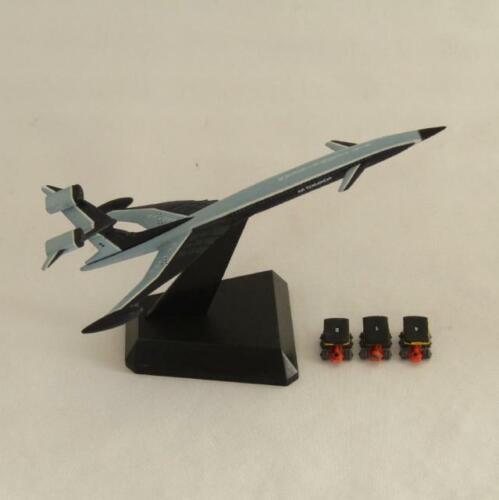 [NOS] Konami SF Movie Selection Thunderbirds Fireflash Figure Gerry Anderson
