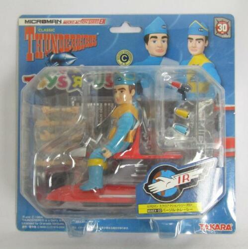 [NOS] Thunderbirds Virgil Tracy Takara Microman Micro Action Series EX #