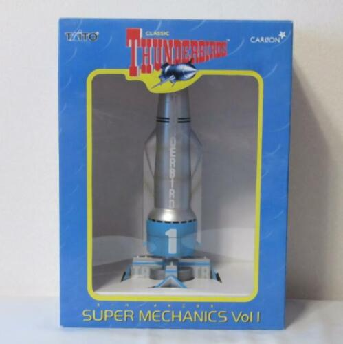 [NOS] Thunderbird 1 TB1 TAITO Super Mechanics Carlton Gerry Anderson Blue Box