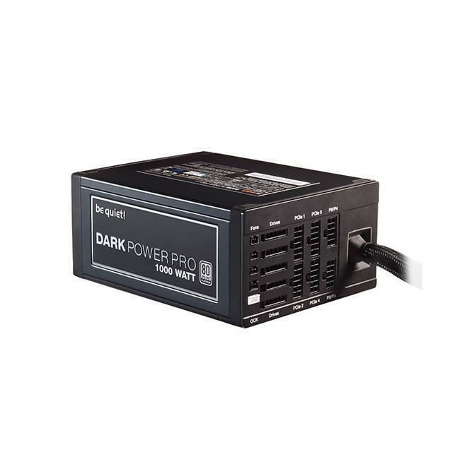 be quiet! Dark Power Pro 11 1000W 80 Plus Platinum ATX12V v2.4 & EPS12V v2.92