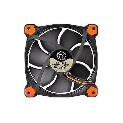 Thermaltake Riing 120mm Orange LED Case Fan Orange Case Fan