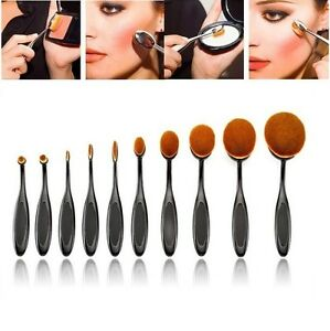 Multi-Make-up-Brush-Cream-Foundation-Powder-Contour-Cosmetic-Kabuki-Tool-Set