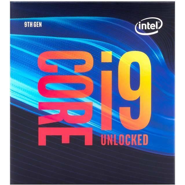 Intel Core i9-9900K Coffee Lake Processor 3.6GHz 8.0GT/s 16MB LGA 1151 CPU w/o
