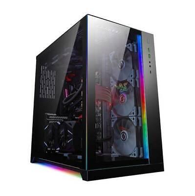 Lian Li PC-O11 Dynamic Razer Edition No Power Supply ATX Mid Tower (Black)