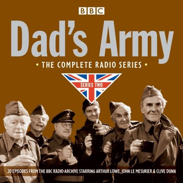 Dad's Army: Complete Radio Series Two (Audio CD), Perry, Jimmy, C. 9781471366604