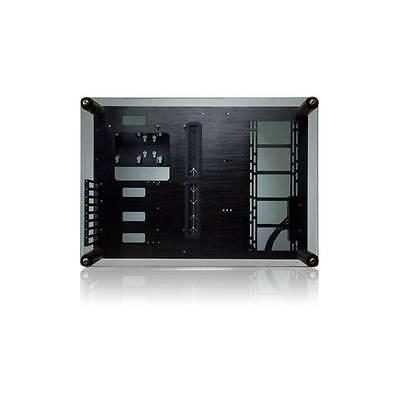 RAIJINTEK PAEAN No Power Supply ATX Mid Tower w/ Window (Black)