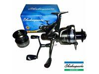 3 Brand new Shakespeare Sigma FS 60 Fishing Baitrunner