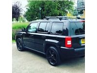 Stunning black Jeep Patriot sport