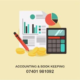 Book-keeping - Payroll - Vat Returns - Management Accounts - Accounts receivables & Payables