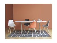 Habitat Jerry Extending Dining Table