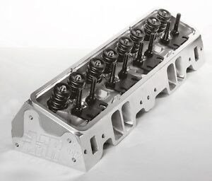 AFR SBC 220cc Aluminum Cylinder Heads CNC Ported Small Block Chevy 65cc NEW TRE