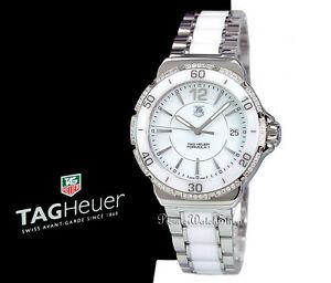 NEW-TAG-HEUER-FORMULA-1-DIAMOND-WAH1213-BA0861-WHITE-CERAMIC-F1-LADIES-WATCH