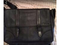 BRAND NEW Men's Leather Bag