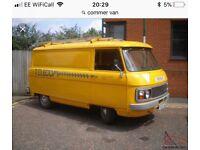 Commer / dodge classic van
