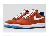 Nike lunar F1 airforce basketball edition trainers
