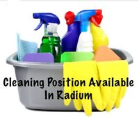 Vacation Rental Cleaning Opportunity -Radium