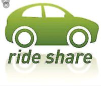 Ride share from Niagara to Pearson Airport and back