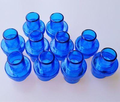 100 stücke Tasche CPR Maske Sauerstoffeinlass Einwegventil Mundstück Filter 22mm ()