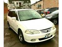 SWAP/SALE 7 SEATER PEOPLE CARRIER YEARS MOT ALL TOYS