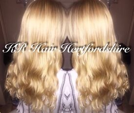 Low priced Micro ring and Nano ring hair extensions in Hertford!