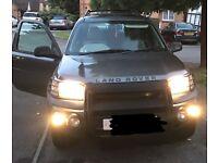 Land Rover v6 auto