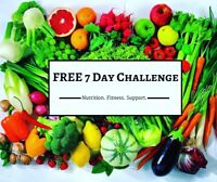 FREE 7 DAY CLEAN EATING CHALLENGE GROUP