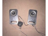 Logitech speakers (never used!) £15 ONO