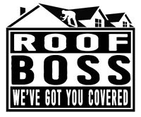 Roof Boss / Roofing and Repairs/ 613-857-4633