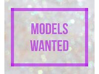 HAIR EXTENSION MODELS NEEDED