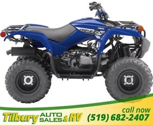 2019 Yamaha  Grizzly 90 PERFECT KIDS MACHINE!