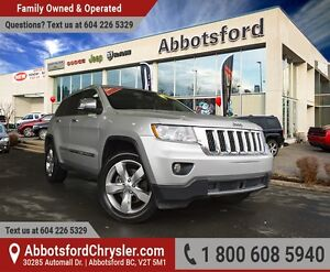 2011 Jeep Grand Cherokee Overland WELL MAINTAINED!