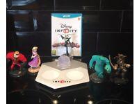Nintendo wii u disney infinity game