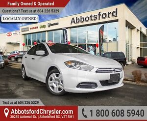 2016 Dodge Dart SE LOCALLY OWNED!
