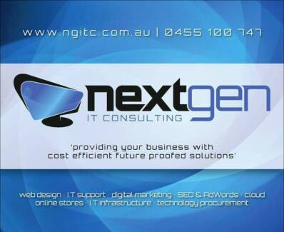 Next Gen IT Consulting Clayton South Kingston Area Preview