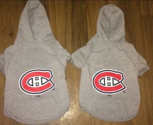 Dogs NHL Montréal Canadiens hoodies