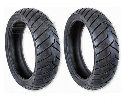 Roller Reifen Set Deestone D805 130/60-13 + 140/60-13 für Yamaha Aerox MBK Nitro