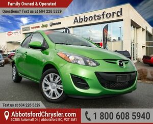 2012 Mazda Mazda2 GX Fuel Efficient!