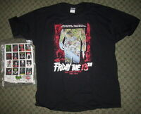 Friday the 13th T-Shirt - 30th Anniversary - Never Worn